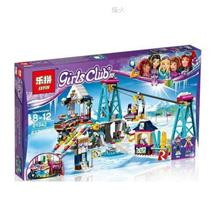 2017 FRIENDS SNOW RESORT SKI LIFT LEGO 41324 compatible BRICK toy