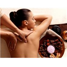 90 mins Aromatherapy Body Massage)