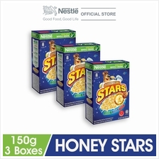 NESTLE HONEY STARS Cereal Medium Box 150g Bundle of 3
