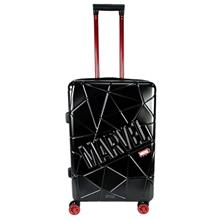Marvel Avengers VAA1979 PC-ABS Expendable Hardcase Luggage with Double-Coil Se