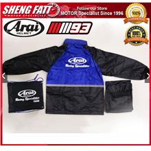 ARAI RAINCOAT MARQUEZ 93 LIMITED EDITION