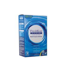 FRESHKON Clear Multi Purpose Solution Travel Pack 2 x 100ml)
