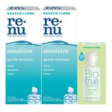 BAUSCH  & LOMB Renu Sensitive Multi Purpose Solution)