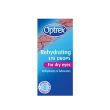 OPTREX Rehydrating Eye Drops 10ml)