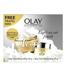 OLAY Total Effects Whip Set 50g10g 1s