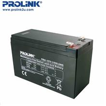 PROLiNK 12V / 8.2AH Maintenance Free VRLA Battery