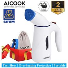 Aicook ST0601 Powerful 700W Portable Travel Garment Steamer 110ML