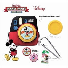 Fujifilm Instax Mini 9 Mickey Mouse Limited Edition Package