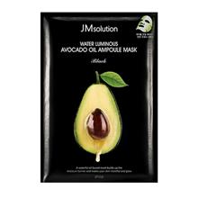 JM Solution Water Luminous Avocado Nourishing in Ampoule Mask (10pcs)