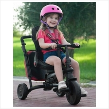 Smart Trike 700 The Folding 8 in 1 Trike [Red] - 24% OFF!!)