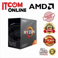 AMD RYZEN 5 3600 3.6GHZ SOCKET AM4 PROCESSOR (100-100000031BOX)