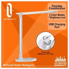 TaoTronics DL13 12W Touch Control 7 Level Dimmable LED Desk Lamp Table)