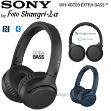 Sony WH-XB700 EXTRA BASS Wireless Bluetooth Over-Ear Headphones