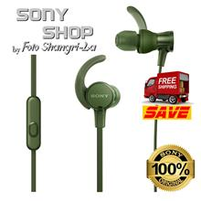 SONY MDR-XB510AS EXTRA BASS SPLASH-PROOF SPORTS IN-EAR HEADPHONES