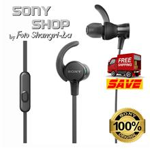 SONY MDR-XB510AS SPORTS EXTRA BASS SPLASH-PROOF IN-EAR HEADPHONES