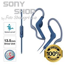 SONY MDR-AS210AP SPORTS IN-EAR SPLASHPROOF HEADPHONES