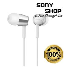 SONY MDR-EX155AP IN-EAR HEADPHONES WITH MIC ORIGINAL