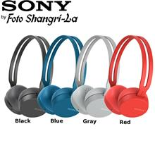 Sony WH-CH400 Bluetooth Wireless On-Ear Headphones Audio Music