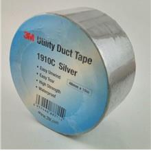 3M 1910C 48MMX10M Silver -  Duct Tape (2 roll)