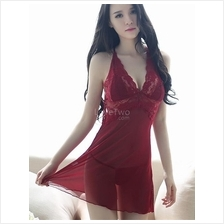LoveTwo Beauty Babydoll Lingerie With G String