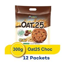 Julie's Oat 25 Chocolate 300g (12 Packets)