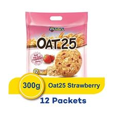 Julie's Oat 25 Strawberry 300g (12 Packets))