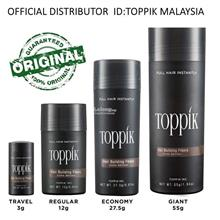 Toppik (hair loss shampoo biotin hairloss treatment malaysia