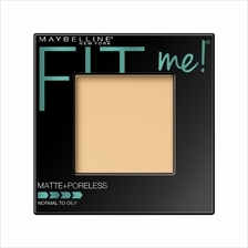MAYBELLINE Fit Me Pressed Powder 222 True Beige 1s