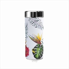 SWANZ 360ml Bird of Paradise Crown Collection Tumbler (With Strainer) - SY-025)