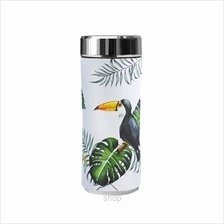 SWANZ 360ml Toucan Crown Collection Tumbler (With Strainer) -SY-025TC)
