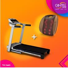 Gintell CyberAir Plus Treadmill FT3 Plus (Showroom Unit)+G Resto