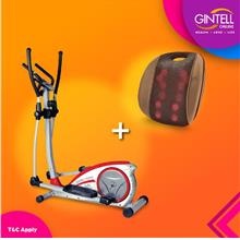 GINTELL Elliptical Bike KLJ8601H (Showroom Unit)+G Resto