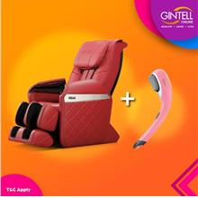 GINTELL DeVano Massage Chair (Showroom Unit) + G Vibo PLUS Massager