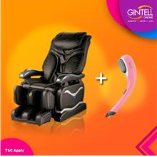 GINTELL G-Pro Advance Massage Chair (Showroom Unit) + G Vibo PLUS