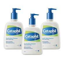 CETAPHIL Cleanser 3 x 500ml