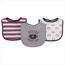 Hudson Baby Drooler Terry Bibs (3 pcs) (Future) 56211CH - 20% OFF!!)