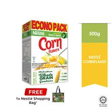 Nestle Cornflakes Cereal 500g, Buy 1 Free 1 Woven Shopping Bag
