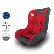 Sweet Heart Paris CS256 Safety Car Seat Red with Washable Covers