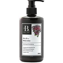 Bare For Bare Red Rose Body Lotion with Pure Essential Oil 300ml)