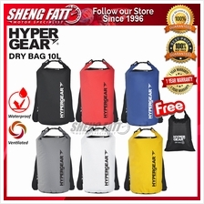 Hypergear Dry Bag 10L 1 Year Warranty (Ready Stock ‎)