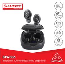 CLiPtec MINI Bluetooth True Wireless Stereo Earphone BTW306)
