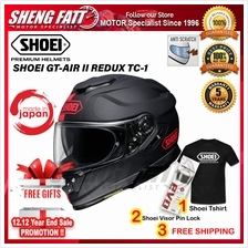 SHOEI GT-AIR 2 REDUX TC-1 Full Face Helmet Motorcycle)