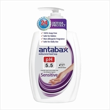 ANTABAX Anta Hand Soap Sensitive 220ML