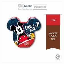 Nestle KitKat Mickey Festive Tin Design B)