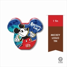 Nestle KitKat Mickey Festive Tin Design C)