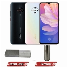 Vivo S1 Pro 6.38 inch [128GB] 6GB RAM Smartphone Complimentary Tumbler + 32GB