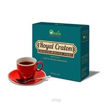 Oasis Royal Craton - Orange Pekoe 50's x 2gm (100% Black Tea)