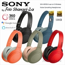 Sony WH-H910N h.ear on 3 Wireless Digital Noise Cancelling Headphones