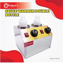 Sauce Warmer Double Bottle