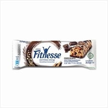 NESTLE Chocolate Fitnesse Cereal Bar 23.5g, EXP DATE : MAR '20